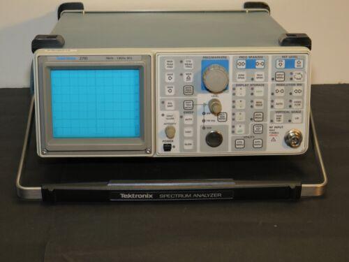 Tektronix 2710 Spectrum Analyzer 10kHz to 1.8GHz Tested Refurbished.