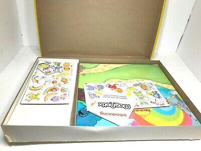 1983 Hallmark Magnetix Rainbow Brite Magnet Colorforms Set Complete