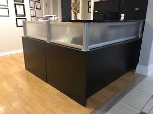 Reception desk for sale