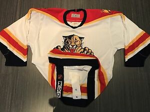 Authentic CCM Florida Panthers Center Ice Hockey Jersey
