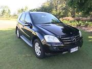 MERCEDES BENZ ML320 CDI MYO8 LUXURY 4X4  SUV FAST EASY FINANCE Hope Island Gold Coast North Preview
