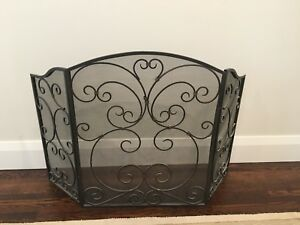 Fire screen for sale