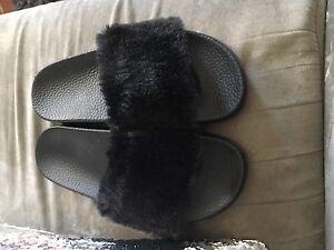 Fuzzy flip flops
