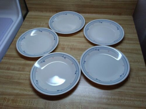 Corelle bread and butter plates country violets