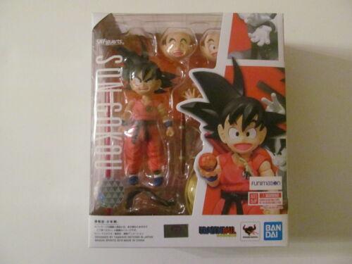 SH Figuarts - Dragon Ball Z - Son Gokou (Kid/Child Version) - Sealed - Some Wear