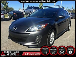 Mazda 3 hayon manuelle GS-SKY 2012 GRIS 29/SEMAINES