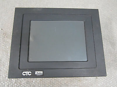 Ctc Parker P31-3c2-a4-2a3 Touch Screen Display Module 90-250ac 80w Tested
