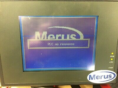 Maple Systems Hmi520m-005 Operator Interface 5.7in 4color Stn Lcd 24vdc