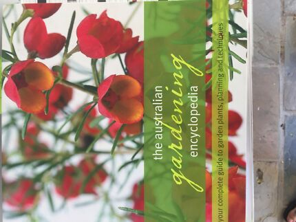 The Australian Gardening Encyclopedia