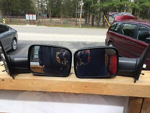 2002-2008 Dodge Truck Tow Mirrors