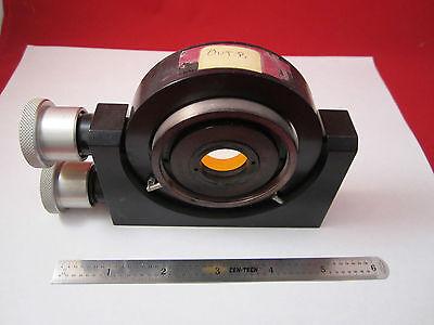 Optical Oriel Mount Laser Optics Rotation Tilt Fixture Iii Binpmel