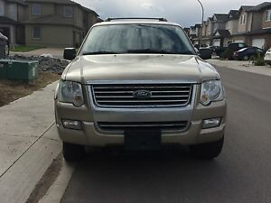 2007 Ford Explorer Limited 7 seater