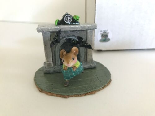 Wee Forest Folk FLY-BY-NIGHT -  Mouse Expo 2019 Ltd. Special - BRAND NEW