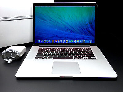 "Apple Macbook Pro 15"" Retina / Core i7 2.6Ghz / 1TB+ STORAGE / 3 Year Warranty"