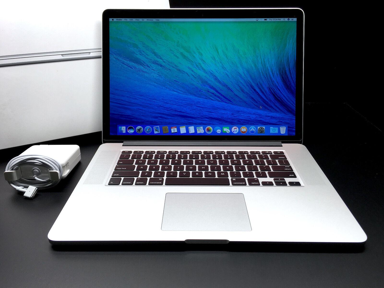 "Macbook Pro - Apple Macbook Pro 15"" Retina / Core i7 2.6Ghz / HUGE 512GB SSD / 3 Year Warranty"