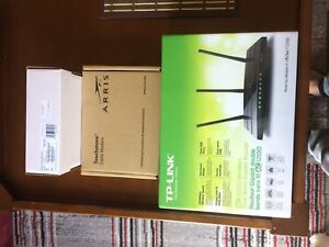 Cable and phone and internet set up for eastlink ! 60 dollars