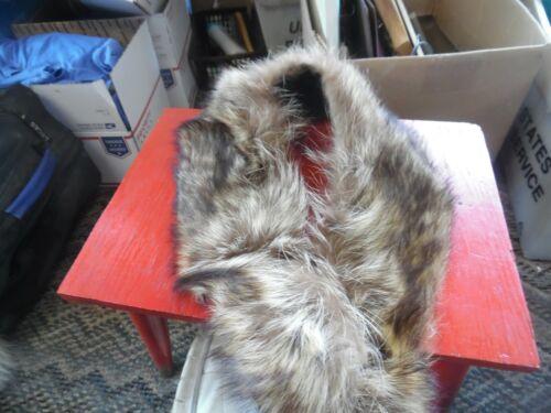 Vintage fur ( maybe fox??)  collar