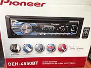 Pioneer DEH 4550BT With Bluetooth New! Adelaide CBD Adelaide City Preview