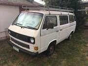 Volkswagen Transporter T3 - Project car Ainslie North Canberra Preview