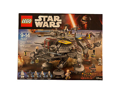 LEGO Star Wars 75157 Captain Rex's AT-TE Brand New Sealed free shipping