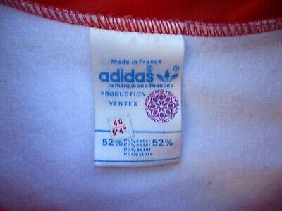 Veste adidas girl femme  stan smith supreme tennis collection 1970 jacket xxs
