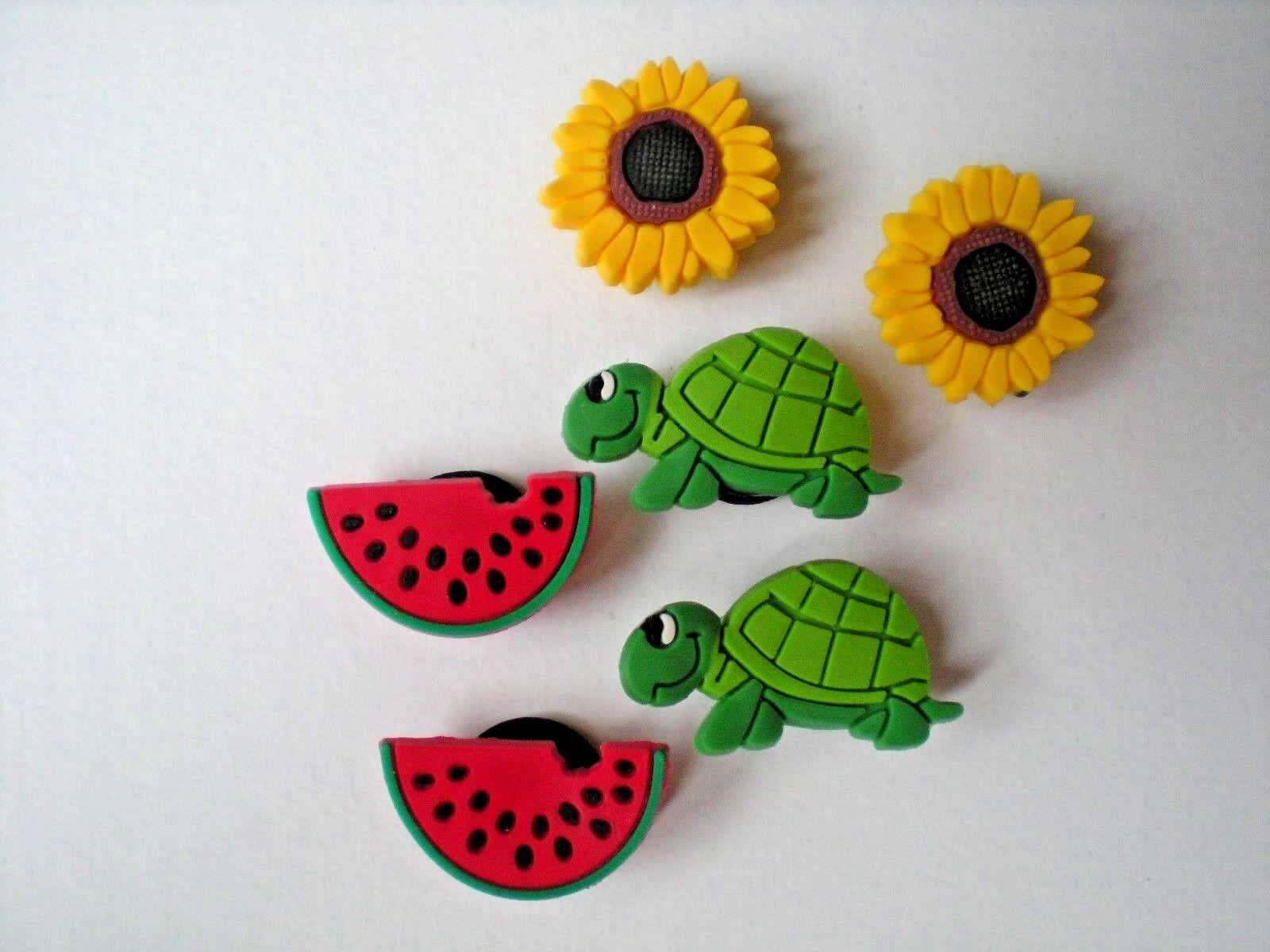 Flowers /& Fruit Shoe Charms Shoe Pin clog Accessories Shoe Decorations
