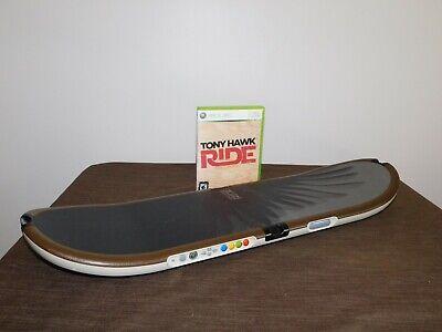 TONY HAWK XBOX 360 WIRELESS SKATE BOARD GAME