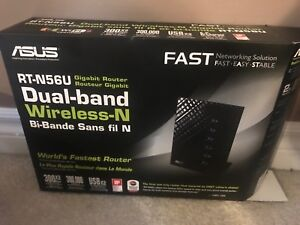 Asus RT-N56U home wireless router