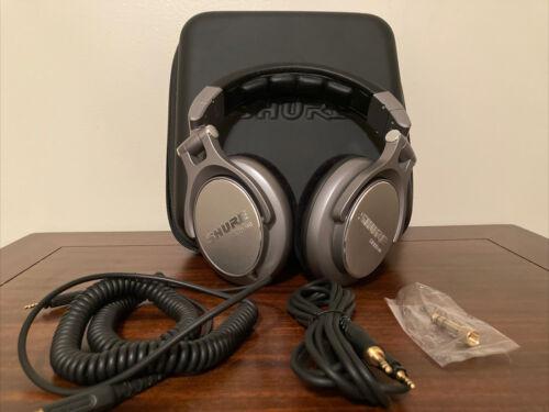 Shure SRH940 Headband Reference Headphones w/ Extra New Pads