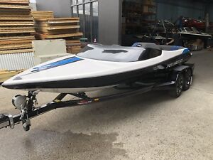 Rolco Nirvana waterski and wakeboarding boat  Campbellfield Hume Area Preview