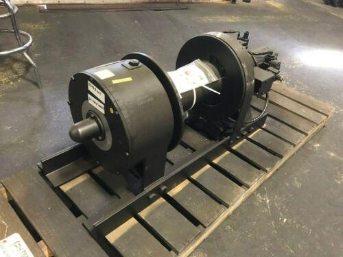 Tulsa Rufnek Winch 50,000 lbs Line Pull, Planetary New RN50P-HRX0A2