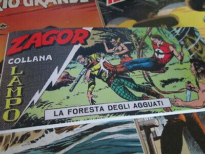 Edizione Anastatica della prima striscia di Zagor - Collana Lampo Sergio Bonelli online kaufen