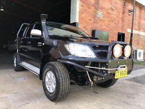 2006 Toyota Hilux MY07 SR5 4x4 3.0L Turbo Diesel  Dual Cab Ute