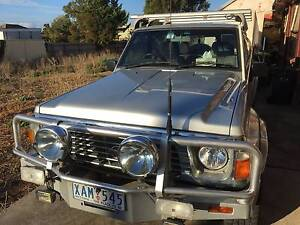 1990 Nissan Patrol Ute Sunshine West Brimbank Area Preview