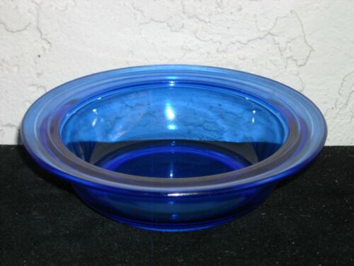 Moderntone Berry Bowl  Cobalt Blue