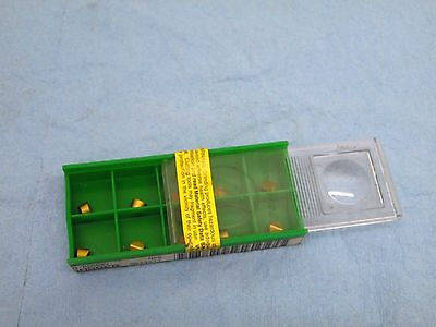 10 pack Greenleaf RCGN-2V Ceramic Inserts GA5026 rcgx-060400s