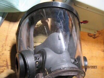 Scott Av3000 Scba Mask Small 5 Point Harness Grey Nosecup Firefighter