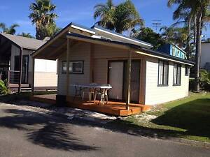 Caravan/ on site cabin Raby Campbelltown Area Preview
