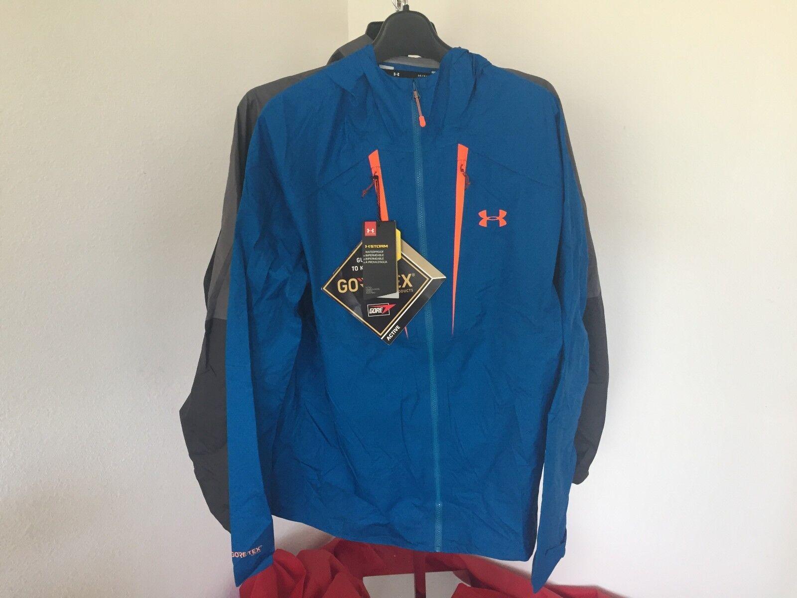 NWT 2018 under armour UA Atlas Gore Tex Active Jacket Mens L