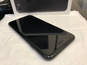 IPHONE 7, 128GB, MATTE BLACK, PRICE IS FIRM!!