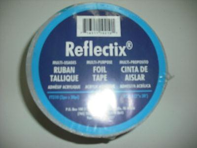 "RV- Mobile Home / Reflectix Foil Tape 2"" x 30 Foot - Multi-Purpose / Ductwork"