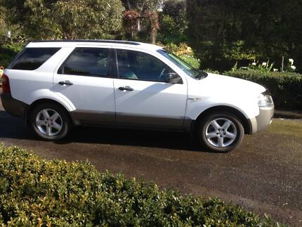 2008 Ford Territory Wagon Allansford Warrnambool City Preview