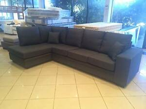 Flinders Fabric 4 seater comer sofa arrived high quality from aus Kingsgrove Canterbury Area Preview