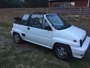 1984 Honda city convertible Dodges Ferry Sorell Area Preview