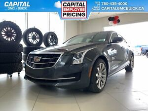 2018 Cadillac ATS LUXURY AWD | HEATED SEATS & STEERING | REMOTE