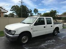 Holden Rodeo Dual Cab 1998 Carbrook Logan Area Preview