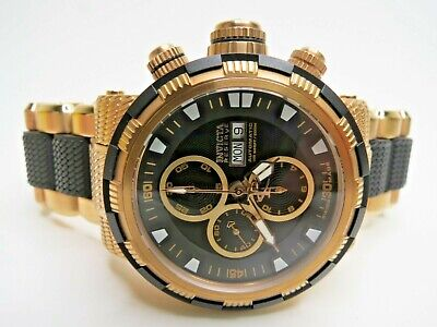 Invicta Men's Capsule Automatic Chronograph 12499 Watch Valjoux 7750 48mm