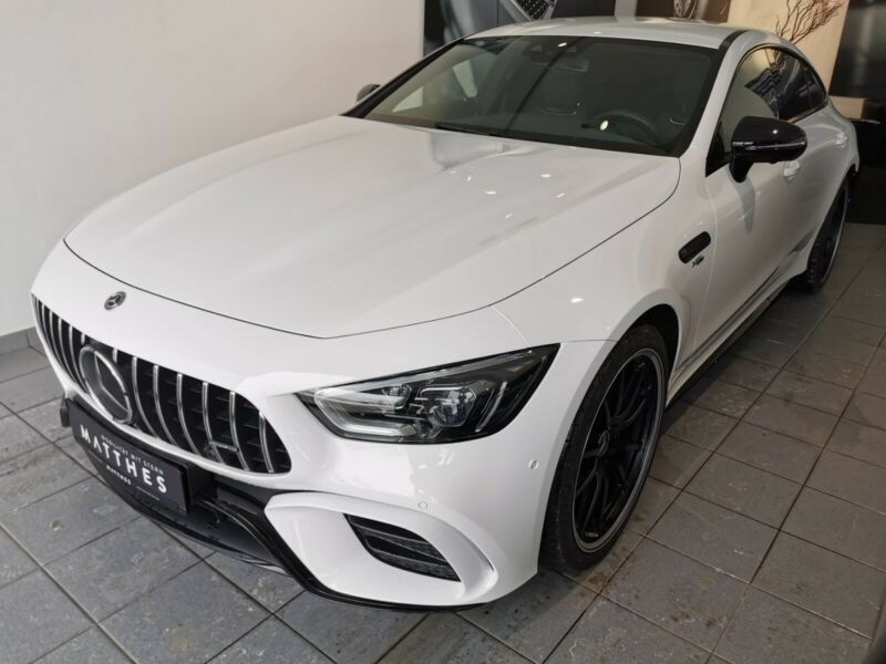 Mercedes-Benz AMG GT 53 4MATIC+ Night/Track-Pace/360°