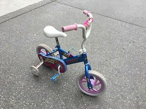 Huffy girls bicycle