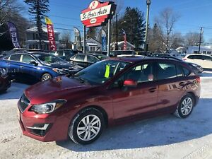 2015 Subaru Impreza 2.0i Touring Package Hatchback